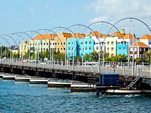 Curacao Willemstad Scharloo Tour Reservations