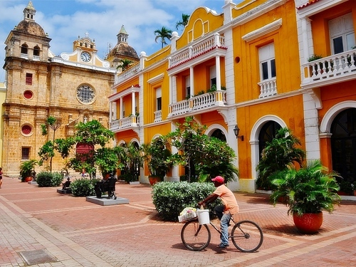 Cartagena  Colombia multi lingual guide Excursion