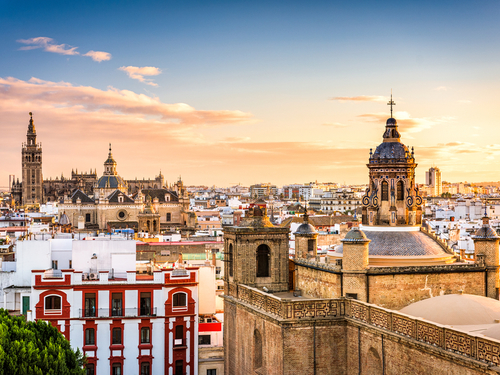 Cadiz Spain seville sightseeing Tour Reservations