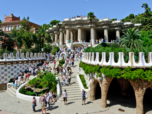 Barcelona Spain Gaudi Art Trip Prices