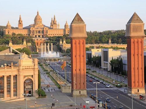 Barcelona  Spain Olympics Trip Booking