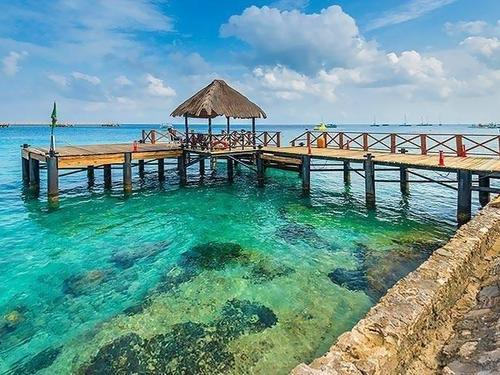 Cozumel Port El Cid Beach Resort All Inclusive Day Pass Tours Booking