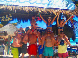 Costa Maya All Inclusive Barefoot Beach Club Day P