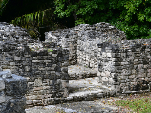 Costa Maya Ceremonial Structures Cruise Excursion Reservations