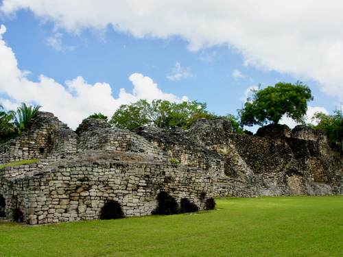 Costa Maya Ceremonial Structures Tour Booking