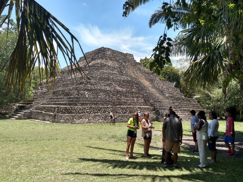 Costa Maya Chacchoben Excursion Reservations
