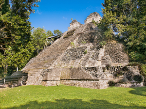 Costa Maya Dzibanche and Kinichna Mayan Ruins Excursion