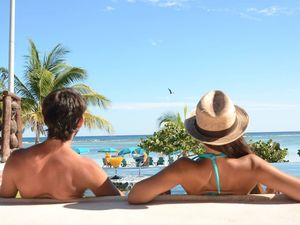 Costa Maya Exclusive VIP Beach Break Excursion