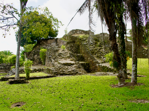 Costa Maya Mexico Ceremonial Structures Cruise Excursion Booking