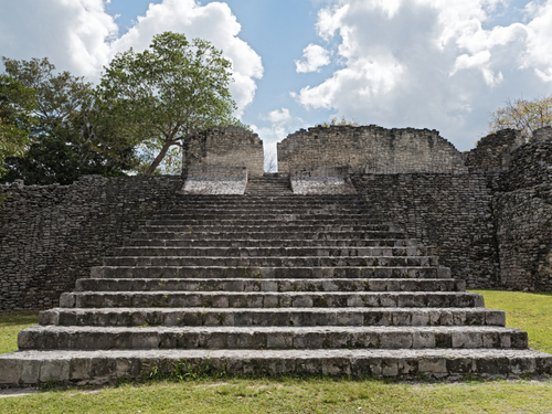Costa Maya Mexico Ceremonial Structures Trip Booking