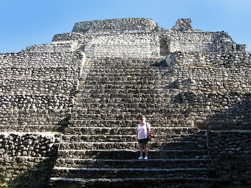 Costa Maya Mexico Chacchoben Cruise Excursion Booking