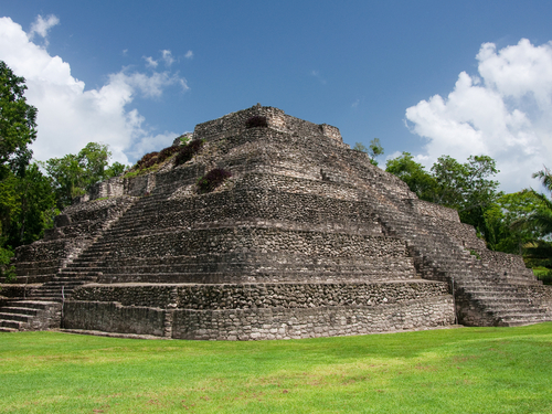 Costa Maya Mexico Chacchoben Mayan Ruins Cruise Excursion Reservations