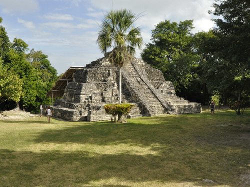 Costa Maya Mexico Chacchoben Mayan Ruins Excursion Reservations