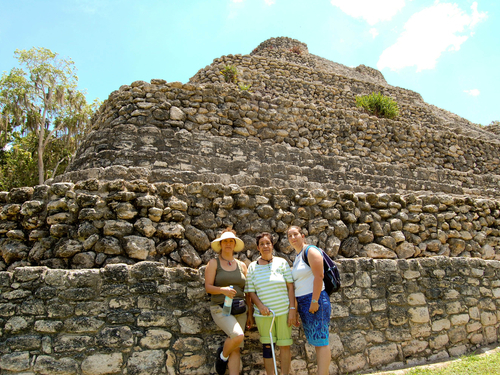 Costa Maya Mexico Chacchoben Mayan Ruins Tour Prices