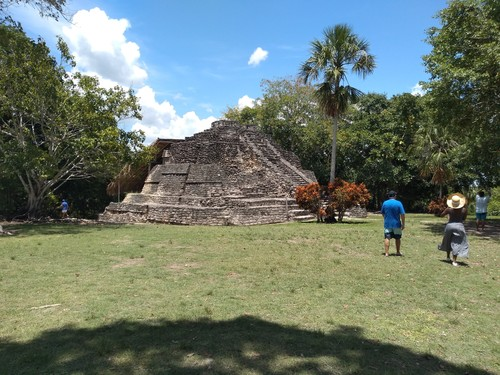 Costa Maya Mexico Chacchoben Trip Booking