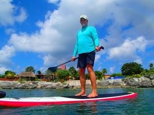 Costa Maya Stand Up Paddleboard Excursion
