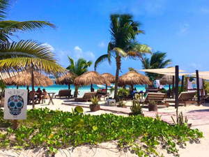 Costa Maya YaYa Beach Break Day Pass Excursion