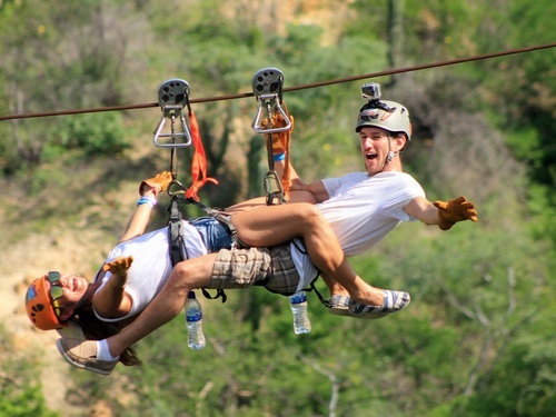 Cabo San Lucas zip line Excursion Prices