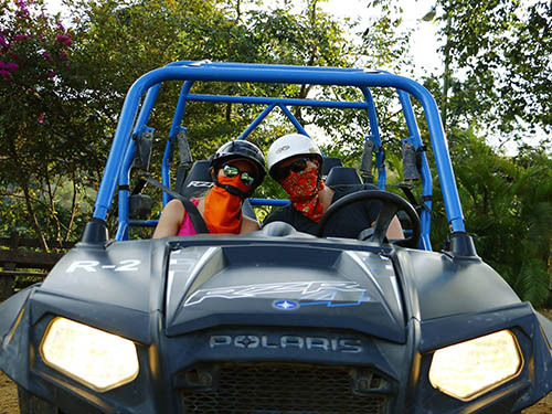 Puerto Vallarta  Mexico Buggy Excursion Tickets