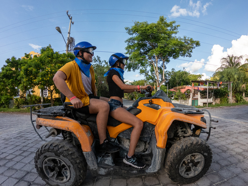 Cozumel Adventure in the wild Trip Booking Booking