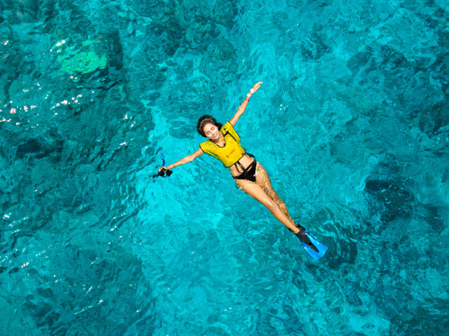 Cozumel water activities Catamaran Excursion Tickets