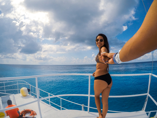 Cozumel Playa Mia Beach Club Catamaran Cruise Excursion Prices