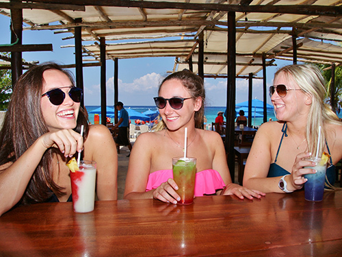 Cozumel Island Open Bar Day Pass Shore Excursion Booking