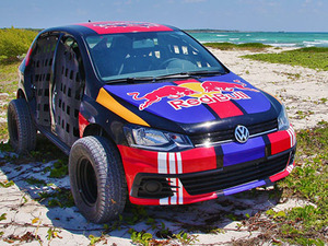 Cozumel Baja 1000 Buggy Combo: Cooking Class, Snorkel and Lunch Excursion