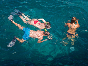 Cozumel Beach and Unlimited Shore Snorkeling Excursion