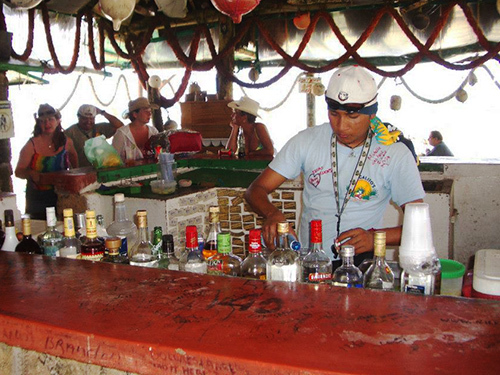 Cozumel Cantina Bar Cruise Excursion Cost