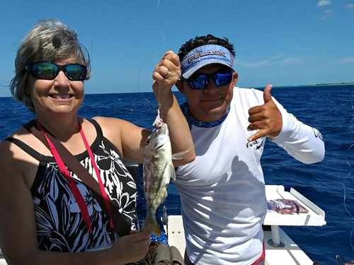 Cozumel blue water fishing Shore Excursion Cost