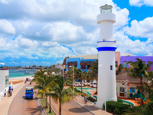 Cozumel bus sightseeing Tour Reservations