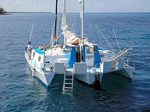 Cozumel Mexico sail and snorkel Tour Cost