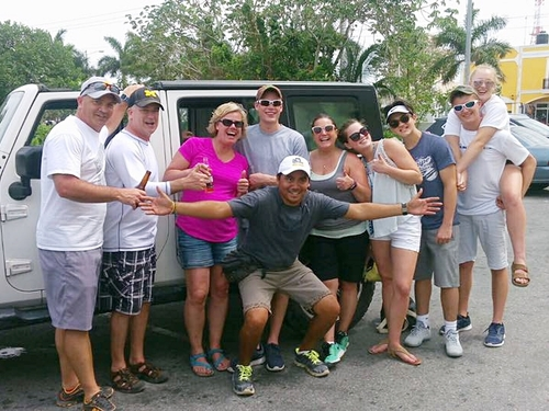 Cozumel sail and snorkel Trip Reservations
