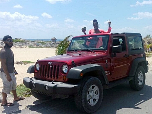 Cozumel jeep adventure Cruise Excursion Reservations