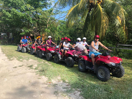 Cozumel Cozumel ATV ride Excursion Prices