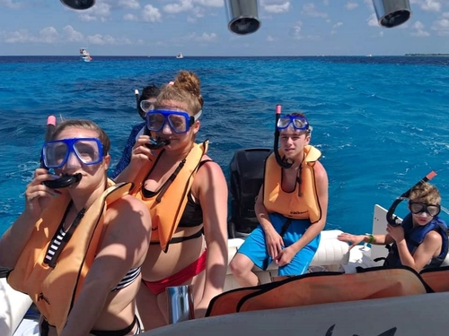 Cozumel private boat charter Excursion Reservations
