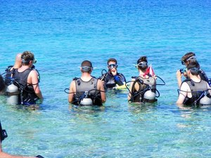 Cozumel Discover Scuba Diving Excursion from Shore