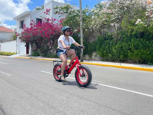 Cozumel Mexico EBike Cruise Excursion Reviews