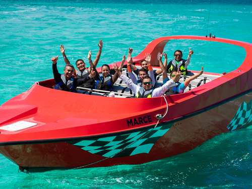 Cozumel exciting boat ride Cruise Excursion Booking