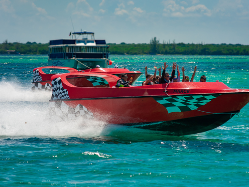 Cozumel exciting boat ride Excursion Reservations
