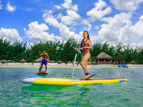 Cozumel Mexico private Passion Island Tour Booking