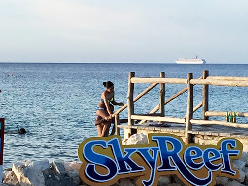 Cozumel Sky Reef Cruise Excursion Prices