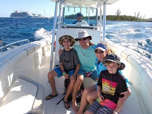 Cozumel blue water fishing Shore Excursion Prices
