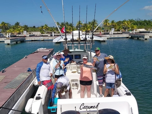 Cozumel blue water fishing Cruise Excursion Prices