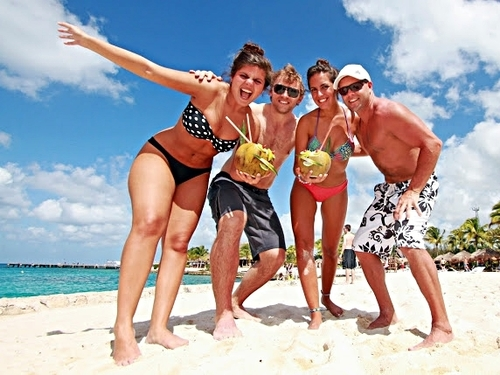 Cozumel  Mexico SEATREK Chankanaab Excursion Booking