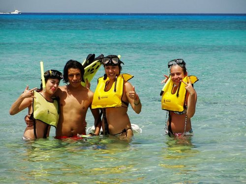 Cozumel Island Beach and Snorkel Day Pass Excursion Reservations