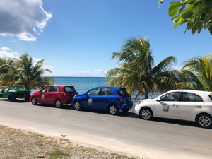 Cozumel Island Sightseeing, Pueblo del Maiz and Cedral with Lunch Excursion