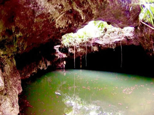 Cozumel Jade Cavern Jeep Excursion Tickets