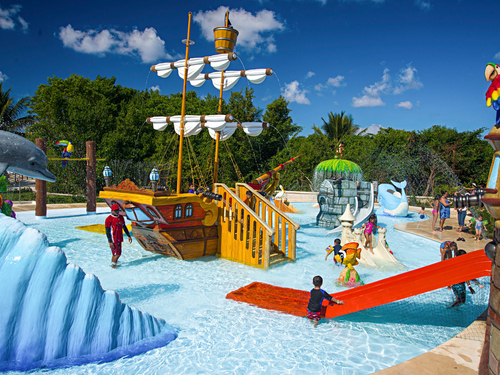 Cozumel Kids Water Park Cruise Excursion Tickets